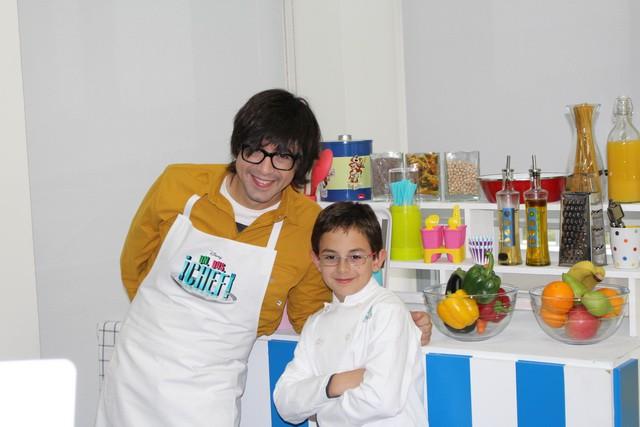 Disney presenta un nuevo programa de cocina: Un, dos ¡Chef!