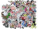 Disfruta de los dibujos de ibáñez en una gran exposición