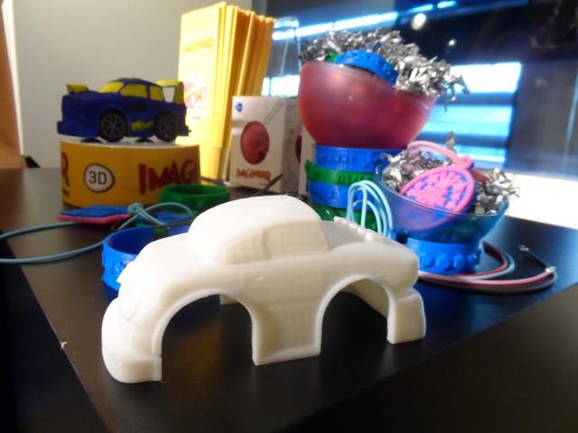 Imaginarium ayuda a nuestros hijos a crear sus juguetes