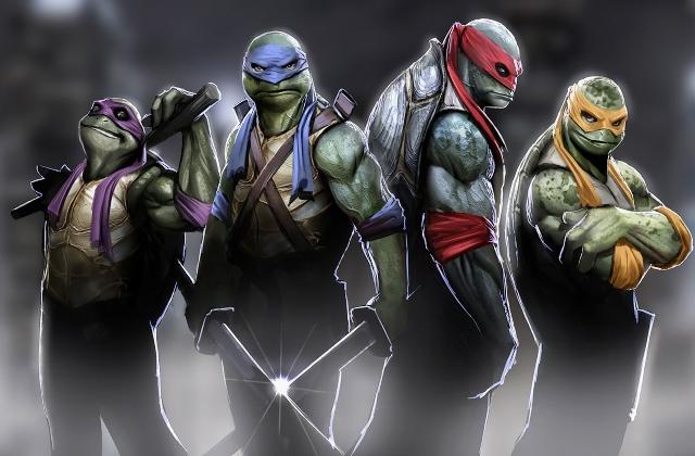 cine: ninja turtles