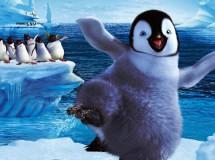 Televisión en familia: Happy Feet, rompiendo el hielo