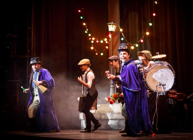 Teatro infantil: El Gran Libro Mágico