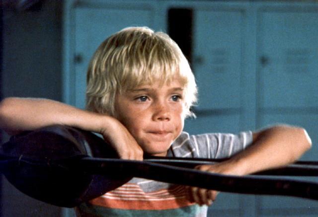 Los niños en el cine: Ricky Schroder