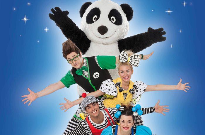 La tele mágica de panda