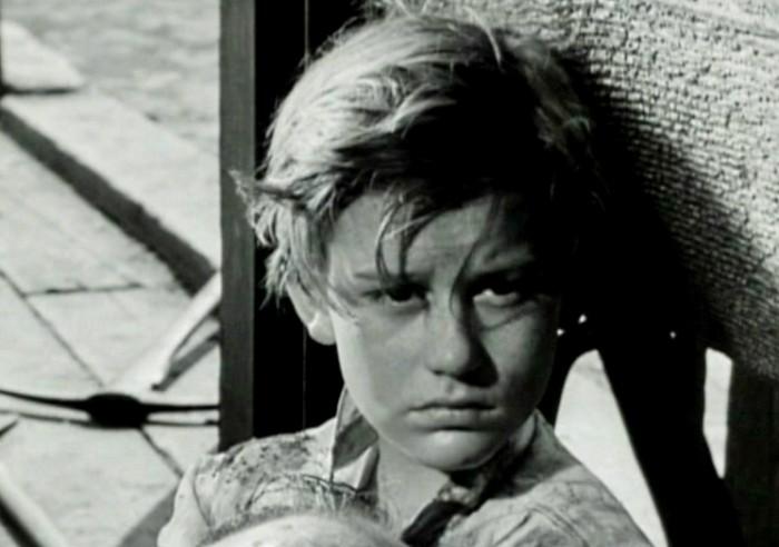 niños cine Roddy McDowall