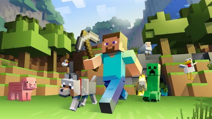 5 beneficios de Minecraft