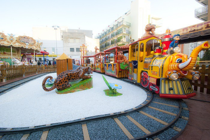Sould Park, parques de atracciones para los peques
