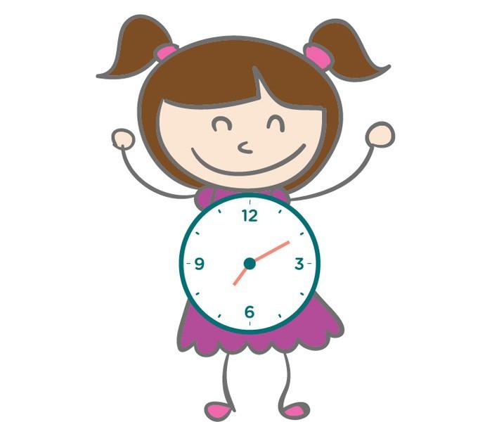 Carnaval: la excusa perfecta para aprender a leer la hora