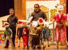 Teatro infantil: El Lobo y las 7 Cabritas