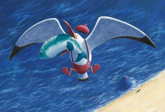 Lectura recomendada de la semana: Kamishibai, pescadito, pescadito