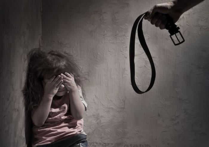Castigo corporal a los niños