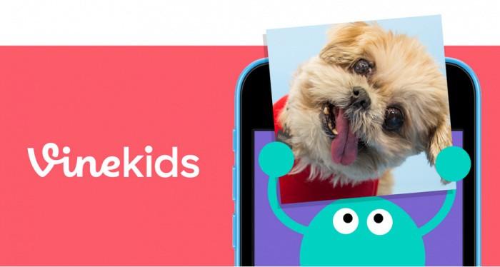 Vine Kids, vídeos en el móvil para nuestros hijos