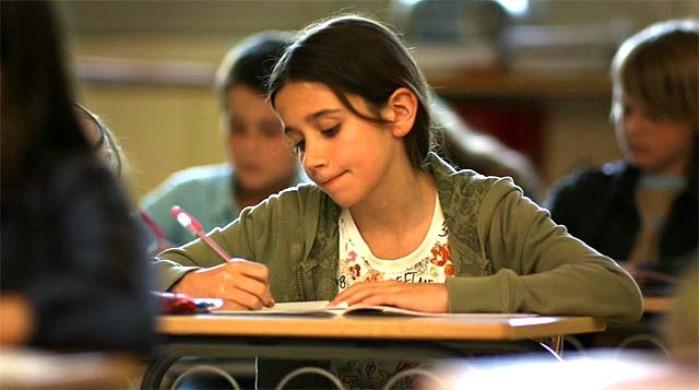 ayudar niños exámenes