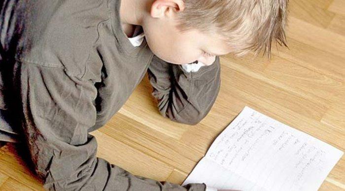 señales de dislexia