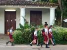 La predisposición de ir andando al colegio depende de la distancia