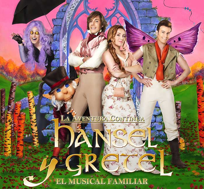 Teatro Infantil: Hansel y Gretel, la aventura continúa