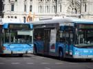El trasporte público madrileño gratuito para los niños