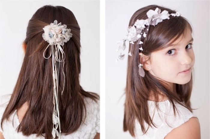 adornos para el pelo nia