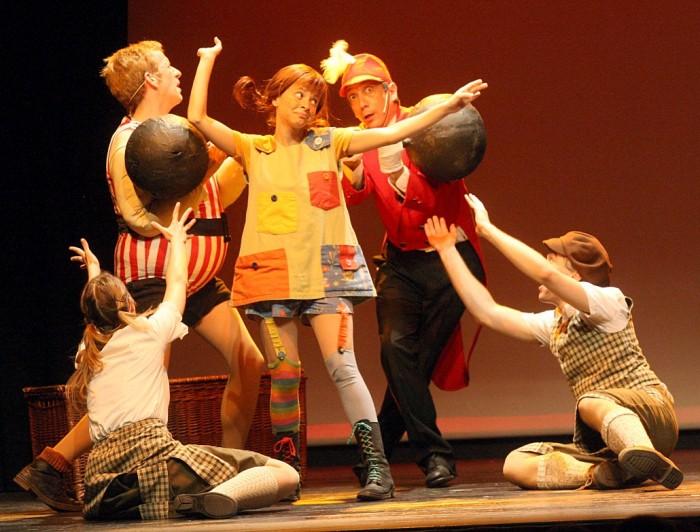 Pippi Langstrump el musical