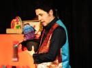Teatro infantil: Chimpanela y la librería mágica
