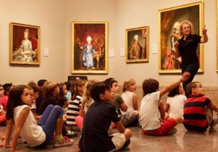 Actividades infantiles con Goya en el Museo del Prado