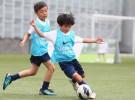 Los niños chinos estudiarán fútbol en el colegio
