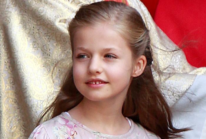 La Princesa Leonor tomará la Primera Comunión junto a sus compañeros