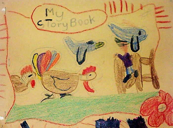 Etapas dibujo infantil
