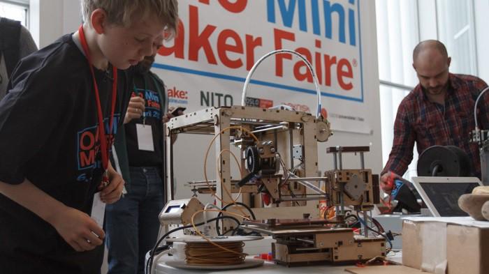 Madrid Mini Maker Faire, movimiento maker en Madrid para niños creadores