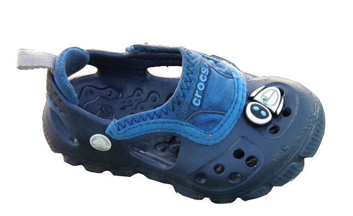 calzado infantil para el verano