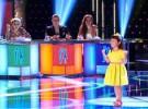 Abierto el casting para la segunda edición de Pequeños Gigantes en Telecinco