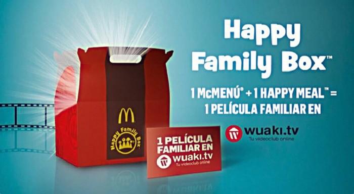 McDonald's nos propone pasar más tiempo con nuestros hijos