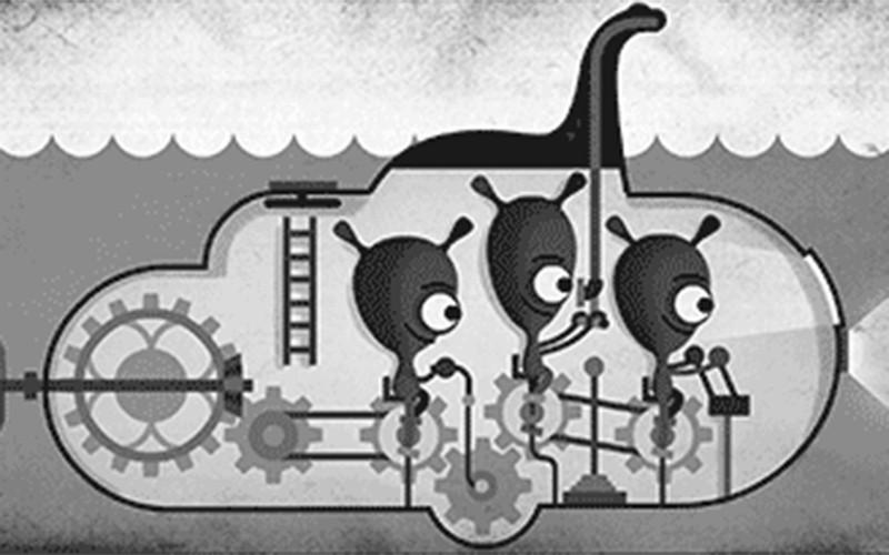 Cazadores de Monstruos: Nessie