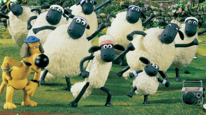 la oveja shaun, la pelicula