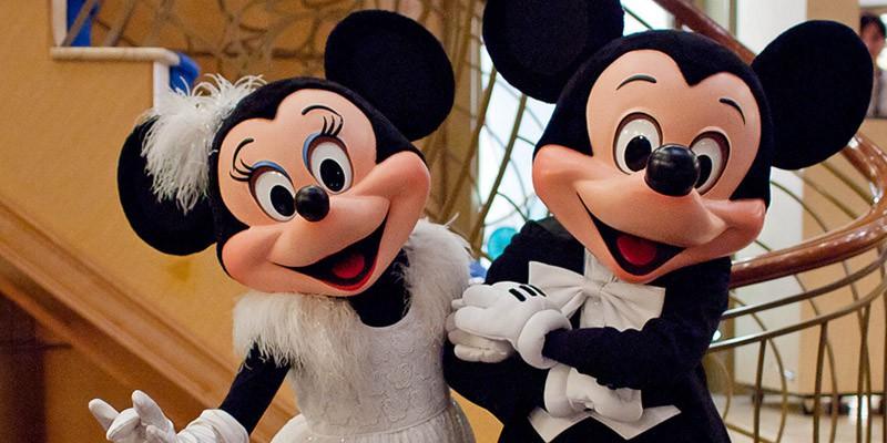 ¿Están casados Minnie y Mickey Mouse?