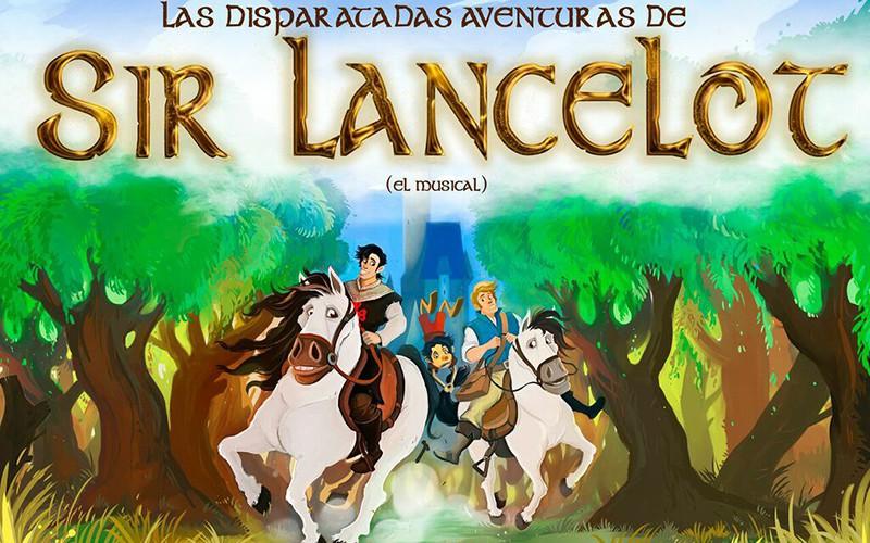 Las Disparatadas Aventuras de Sir Lancelot
