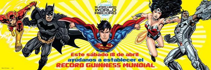 El Parque Warner de Madrid convoca a los Súper Héroes