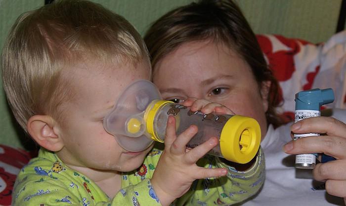 Es hora de controlar el asma