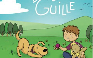 Busca a Guille: un cuento para ayudar a niños con asma alérgica grave