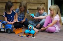 Dash&Dot, los robots que les quitarás a tus hijos