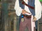 Jack Sparrow Museo de Cera de Madrid