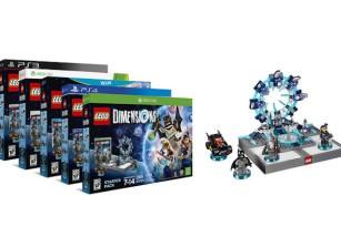 Hay muchos universos... pero todos están en Dimensions, de LEGO