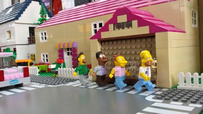 Celebra San Isidro con Lego y el Museo del Ferrocarril