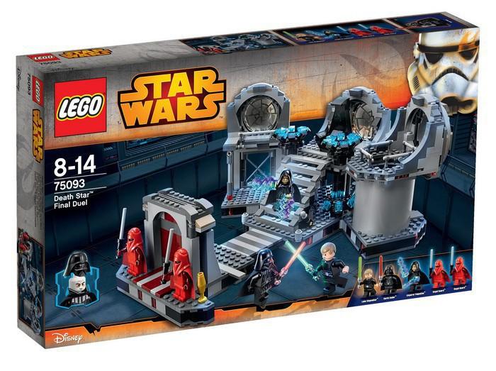 Celebra el día de Star Wars con Lego