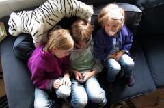 Uso del whatsapp en niños pequeños, ¿has pensado en el respeto?