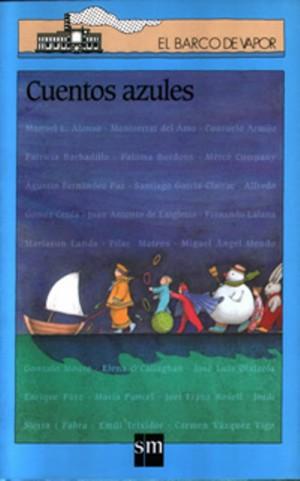 libro cuentos azules