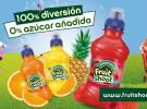Fruit Shoot la bebida hecha para las aventuras de los niños