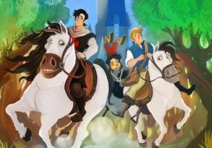 Teatro infantil: Las disparatadas aventuras de Sir Lancelot el Musical