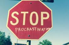 Procrastinación infantil, ¿cómo evitarla?