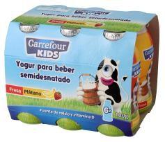 Carrefour Kids apuesta por una merienda variada en verano